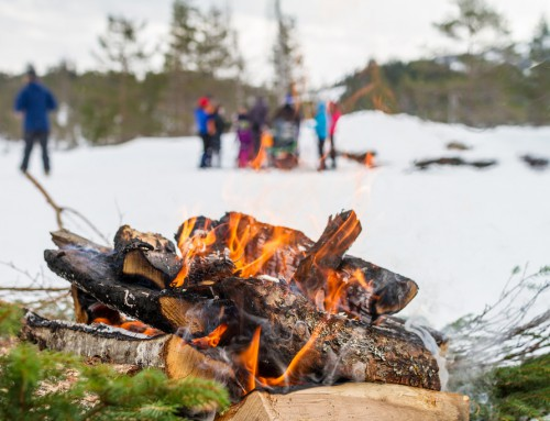 Christmas Campfire (with Special North Pole Guest)
