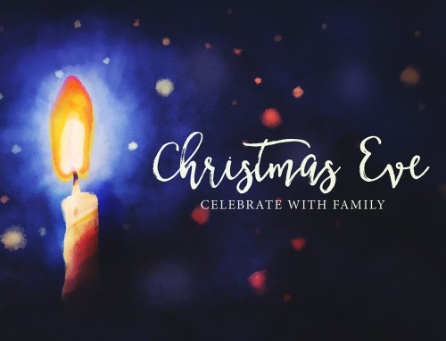 Christmas Eve Service – 6:00pm