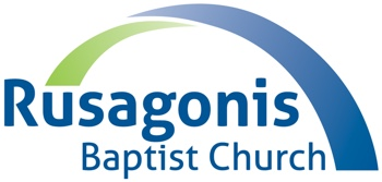 Rusagonis Baptist Church Logo