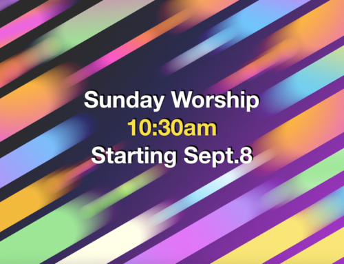 New Worship Time